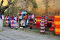 Morocco's handmade fabrics.JPG
