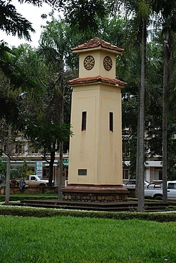 Morogoro clock tower