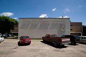 Morton county north dakota courthouse 2009.jpg