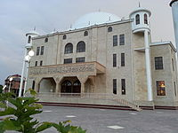 مسجد باسم سعيد أفندي في كاسبييسك
