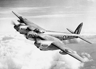 Schnellbomber - The British de Havilland Mosquito could be considered the most effective Schnellbomber of the Second World War