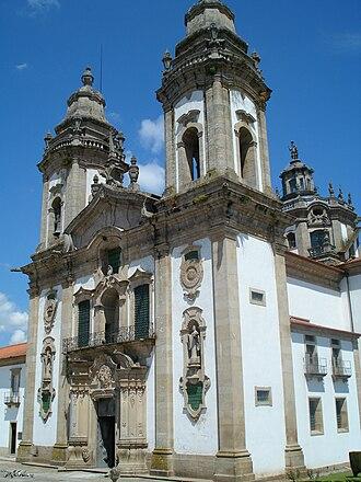 Cabeceiras de Basto - Image: Mosteiro de São Miguel de Refojos de Basto 10