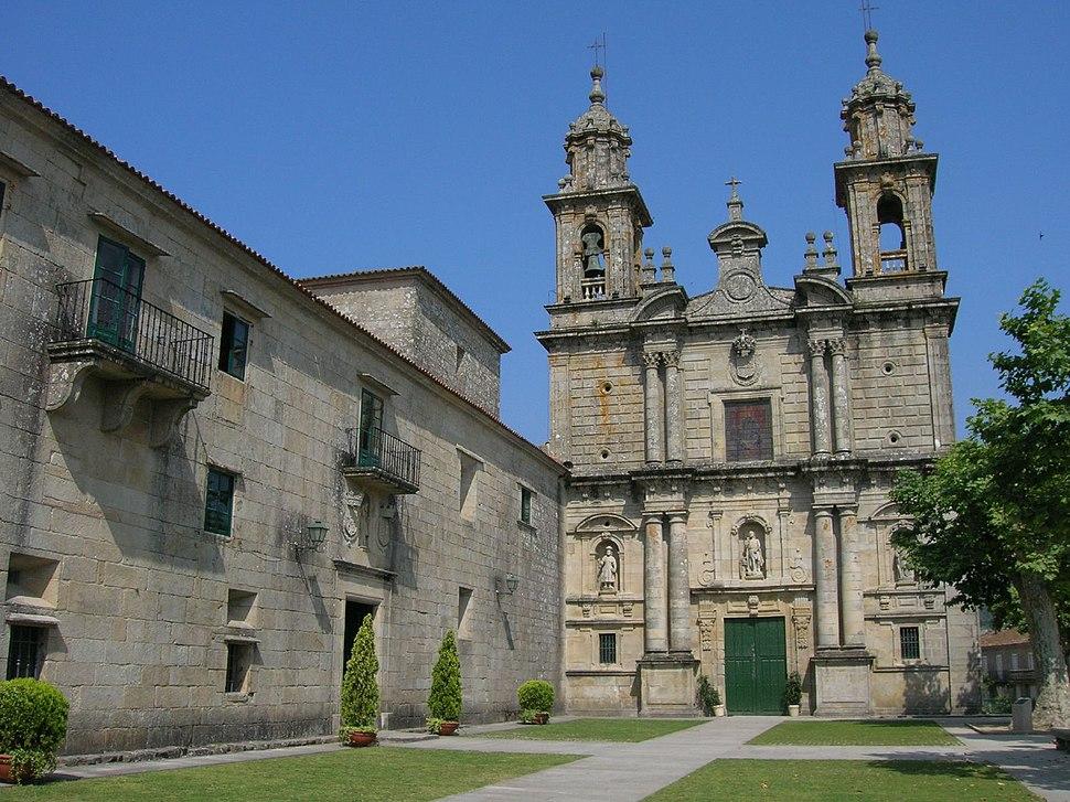Mosteiro de San Xoán de Poio