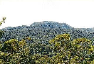 Mount Banda Banda mountain in Australia