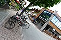 Mountain bikes, Hinterglemm, 2014 (01).JPG