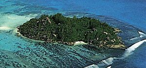 Sainte Anne Marine National Park