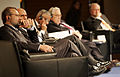 Msc 2009-Friday, 16.00 - 19.00 Uhr-Moerk 051 Larijani Baradei Narayan Kissinger Ischinger.jpg