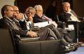 Msc 2009-Friday, 16.00 - 19.00 Uhr-Moerk 051 Larijani Baradei Narayan Kissinger Ischinger.jpg