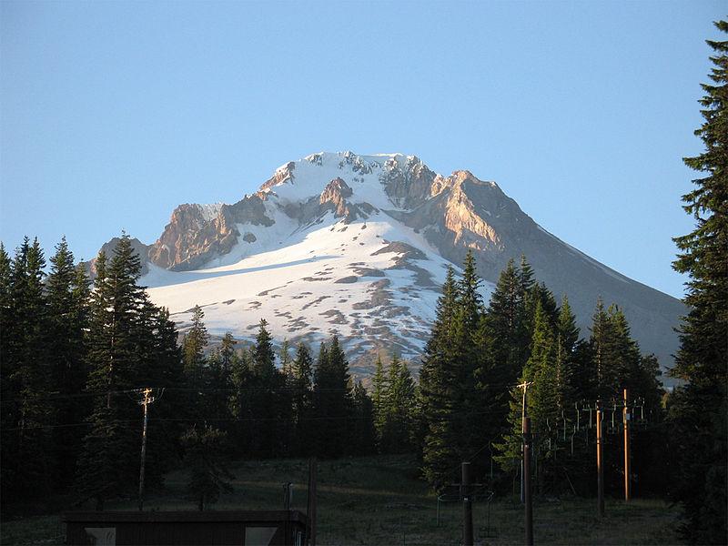 800px Mt Hood Oregon