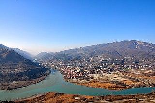 Мцхета,  Мцхета-Мтианети, Грузия