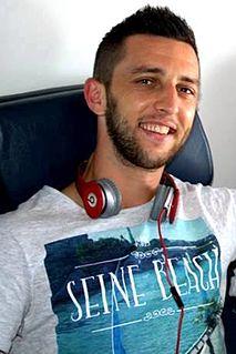 Muarem Muarem Macedonian association footballer (born 1988)