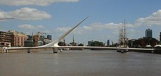 Asymmetry - Image: Mujeres Bridge Cropped IMG 5968