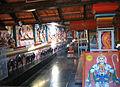 Mukhyaprana temple inside Bekal Fort, Kasaragod.jpg