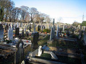 Mulhuddart - Mulhuddart Graveyard