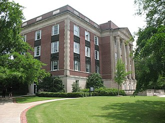 Birmingham–Southern College - Munger Hall