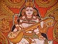 Mural painting from kollur mookambika temple.jpg