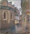 Musée du Vieux Toulouse - La rue des cloches - Georges Castex 1894 Inv. 003.071.jpg