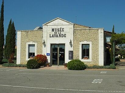 Comment aller à Musée de la Lavande en transport en commun - A propos de cet endroit
