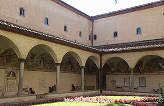 Museo Nazionale di San Marco - Sant'Antonino Cloister
