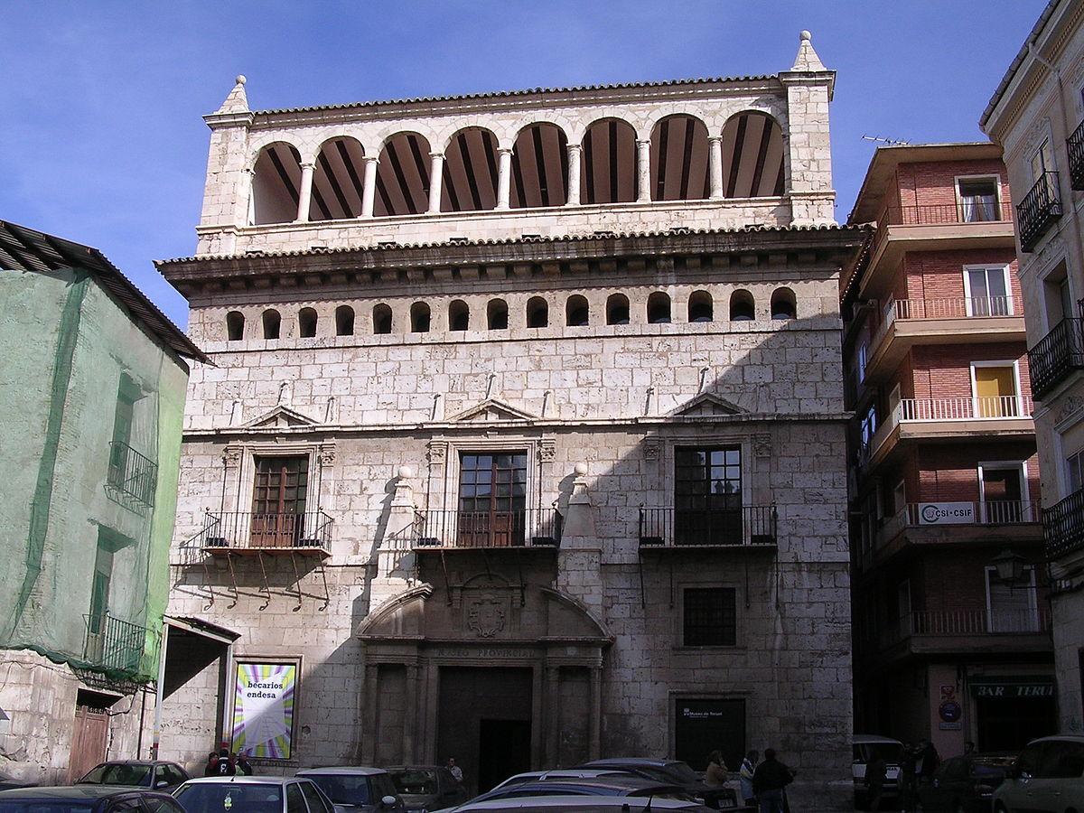 Museu de teruel biquipedia a enciclopedia libre - La casa del cura teruel ...
