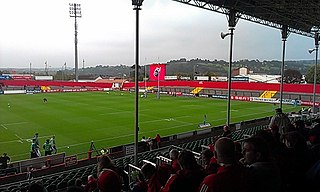 Musgrave Park, Cork Rugby football stadium in Ireland