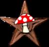 Mushroom award.png