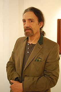 Julio Carrasco Bretón artist
