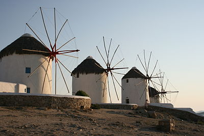 Parking Space For Rent >> Mykonos – Travel guide at Wikivoyage