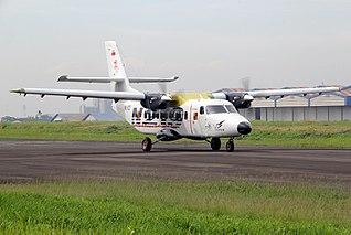 Indonesian Aerospace N-219 Utility aircraft