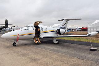 Eclipse 550 Very light business jet