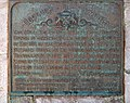 NC-4 plaque on Mayflower Steps.jpg