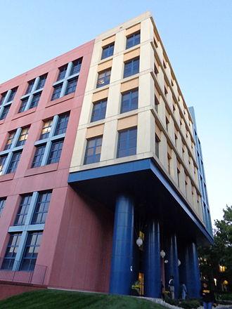 New Jersey City University - Karnoutsos Hall