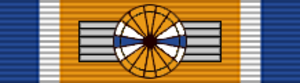 Gerrit Zalm - Image: NLD Order of Orange Nassau Commander BAR