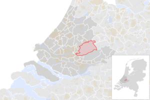 NL - locator map municipality code GM1931 (2016).png