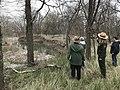 NTIR Staff explain details about Rock Creek Crossing in Council Grove, KS - 8 (b7f9d04aeee940e6914a970a92fdbed7).JPG