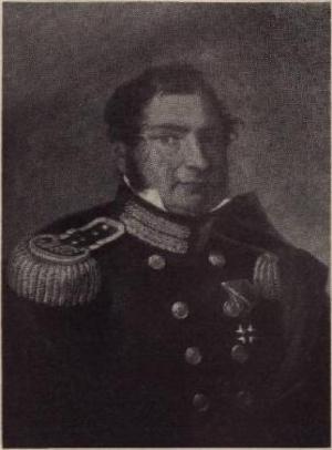 Nicolai Johan Lohmann Krog - Image: N J L Krog by Flintoe