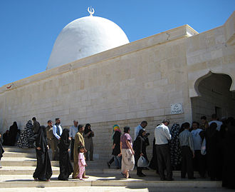 Nabi Habeel Mosque - The Mausoleum of Abel, son of Adam