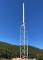 Nabralift 160 self erecting tower Prototype built in Eslava (Spain).png