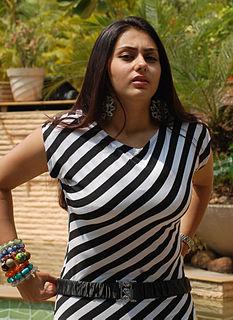 Namitha Indian actress