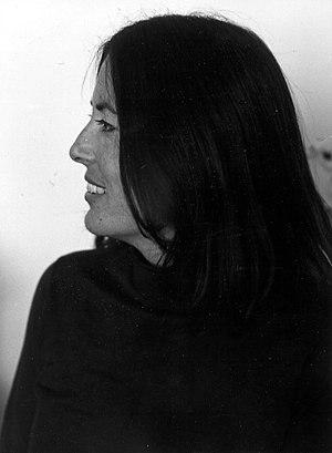 Nancy Peters - Nancy Joyce Peters in 1974