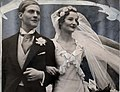 Nancy Mitford's marriage to Peter Rodd in 1933.jpg