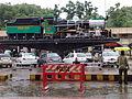 Narrow Guage Loco on Display at Nagpur.jpg