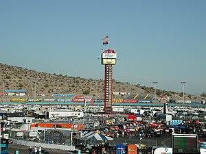 Phoenix International Raceway - Phoenix Raceway infield in 2004