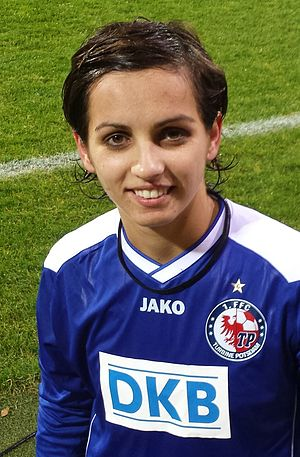 Nataša Andonova - Image: Natasa Andonova 2013
