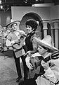 Nationaal Songfestival 1966. Milly Scott met haar Fernando en Filippo, Bestanddeelnr 918-7515.jpg