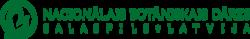 National Botanic Garden of Latvia (logo)