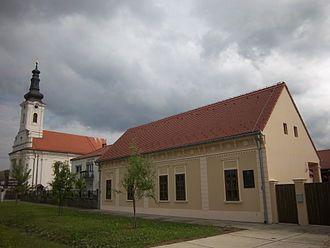 Antun Gustav Matoš - Antun Gustav Matoš home in Tovarnik
