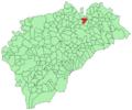 Navares de las Cuevas Mapa municipal.png