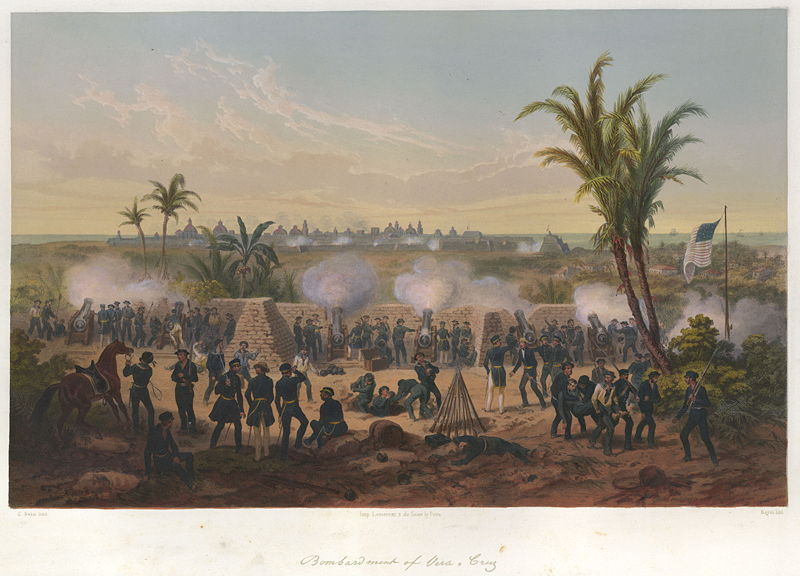 File:Nebel Mexican War 04 Bombardment of Vera Cruz.jpg