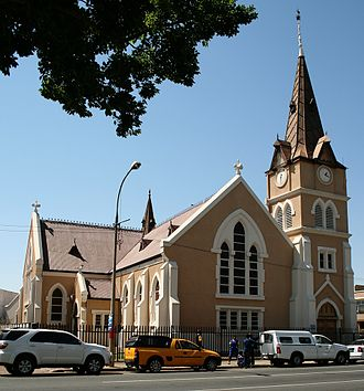 Klerksdorp - Dutch Reformed Church, Klerksdorp